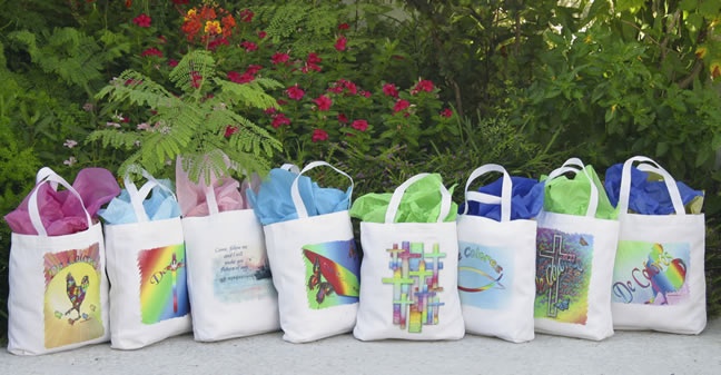 Palanca Gifts Tote Bag - Great for filling with Agape