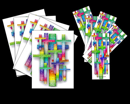 Notecard and Bookmark Set #NBS-0118