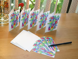New Palanca Gift Set - Notecards & Bookmarks