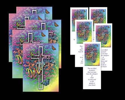 Notecard and Bookmark Set #NBS-0120